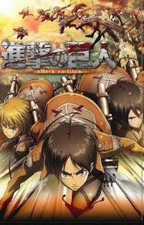 Download Shingeki no Kyojin BD Subtitle Indonesia Batch Episode 1 – 25