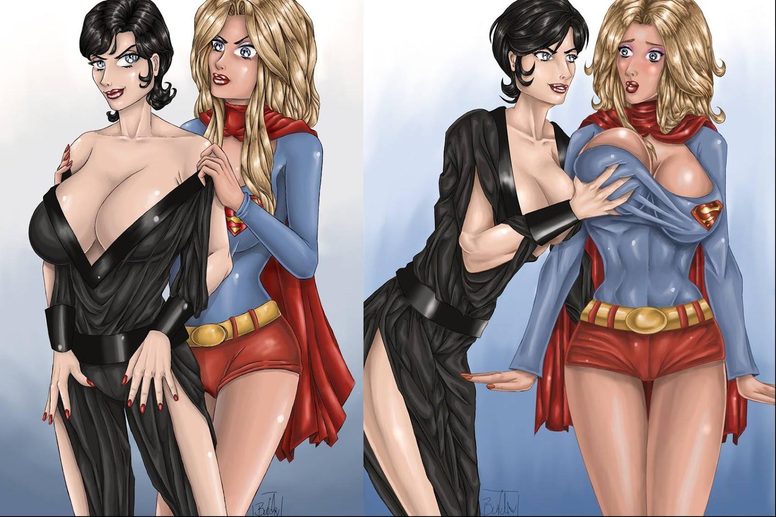 Sexy Wallpaper Supergirl 02-4788