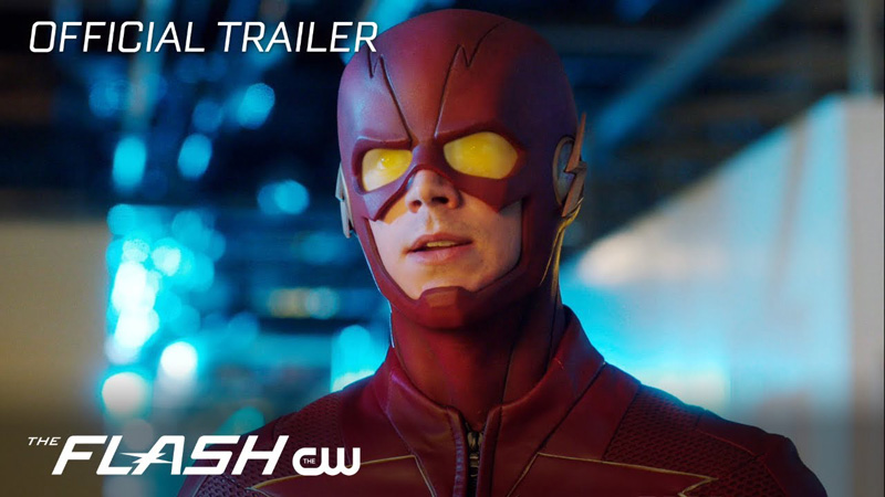"Cape and Cowl: The Flash - ""Mixed Signals"" Trailer"