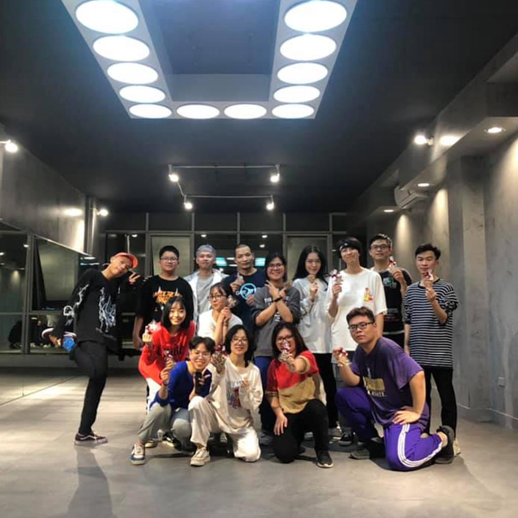[A120] Địa chỉ học nhảy HipHop tại Hà Nội chất và chuyên nghiệp nhất