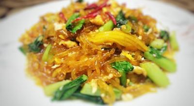 Resep Makanan terbaru mie aci untuk pemula