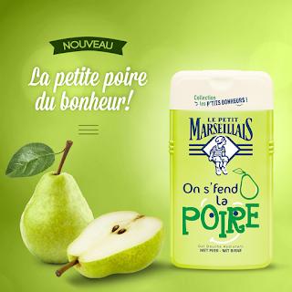 Gel Douche On S'fend la Poire - Le Petit Marseillais
