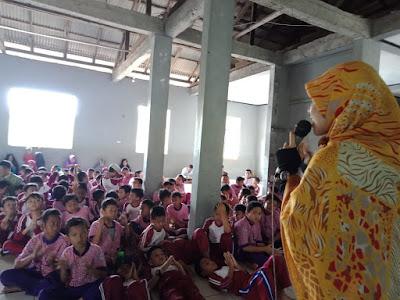 Gerakan Sehat Berjamaah (GSB) bersama ACT Lampung Sosialisasi Penggunaan Tumbler