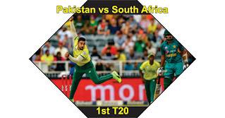 PAK vs SA 1st T20 Today Match Prediction 100% Sure Winner