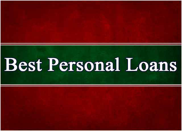 Where to Find Best Personal Loans Sources
