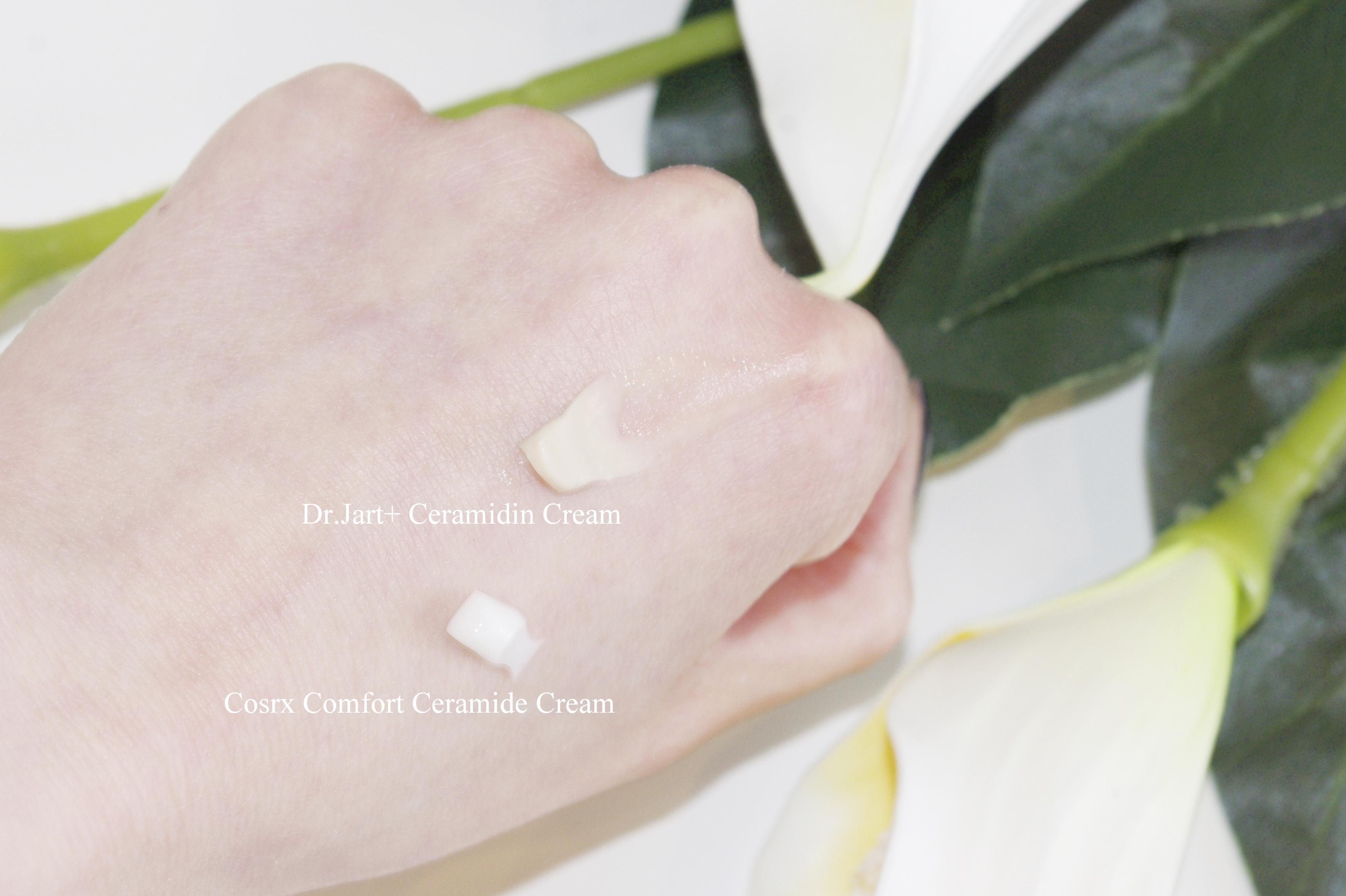 Dr.Jart+Ceramidin Cream Cosrx Balancium Comfort Ceramide Cream