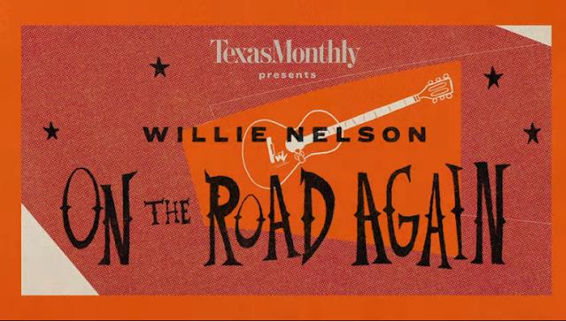 Willie Nelson comparte la versión animada de la actuación icónica 'On the Road Again'.