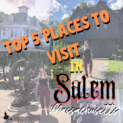 Top 5 Places to Visit in Salem, Massachusetts