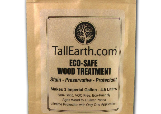 ECO-SAFE Επεξεργασία ξύλου από τον Καναδά