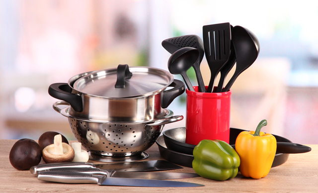 5 Tips Memilih Perkakas Dapur yang Tepat