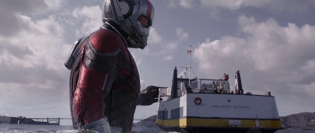 Ant-Man and the Wasp 2018 Dual Audio Hindi 720p BluRay