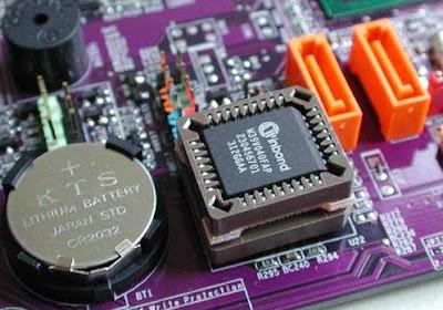 Perbedaan BIOS dan CMOS