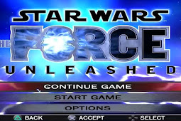 Star Wars The Force Unleashed PS2 ISO
