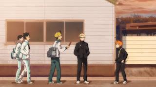 "Hellominju.com : ハイキュー!! アニメ 第4期5話 空腹  (疑似ユース強化合宿)   Haikyuu!! Season4 Ep.5 Haikyuu!! ""Hunger""   Hello Anime !"