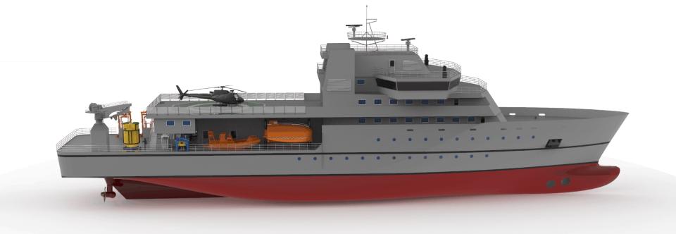 Які кораблі для МВС купує в Італії Аваков?