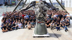 SpaceX vừa hoàn thành động cơ hạng nặng Raptor thứ 100 của tàu Starship