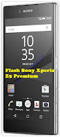 Flash Bootloop Sony Xperia Z5 Premium