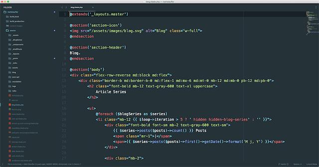 Sublime Text 3 | Screenshot