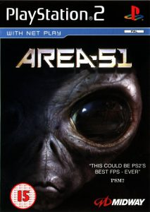 Download Area 51 (2005) PS2
