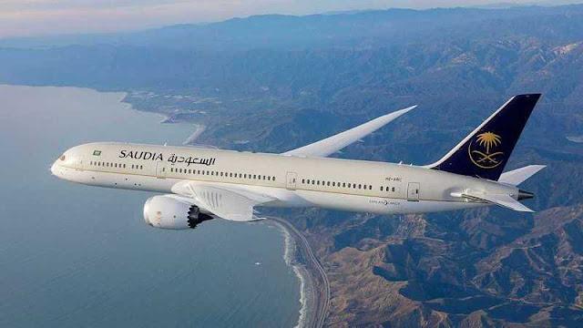 Alhamdulillah, Saudi Buka Penerbangan Internasional ke 20 Negara, Termasuk Indonesia?