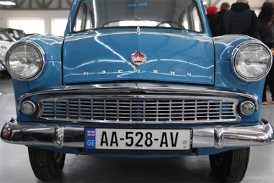 tbilisis georgia car museum, auto museums tbilisi georgia, tourism georgia tours