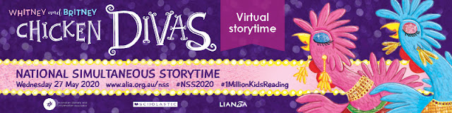 NSS%2B2020%2BWebpage%2Bbanner virtual 800w - National Simultaneous Storytime 2020 with Whitney and Britney: Chicken Divas