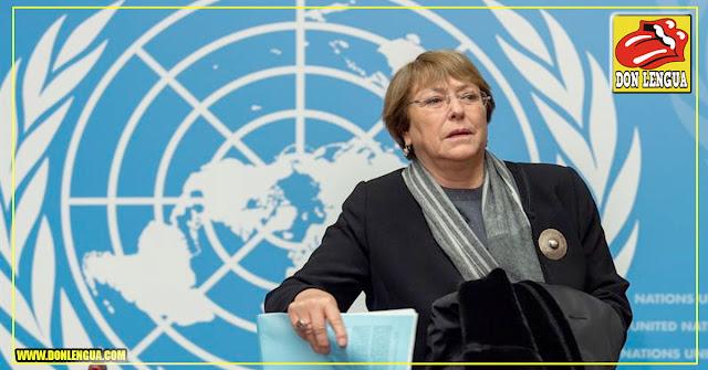 Régimen de Maduro no aceptó el Informe de Bachelet sobre violación de Derechos Humanos