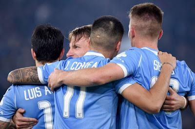 Video Cuplikan Gol: Lazio 3-1 Juventus (Serie A)