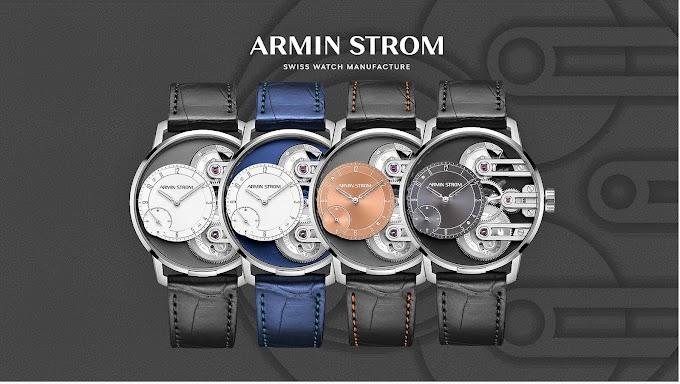 Armin Strom カスタマイズ・モデル