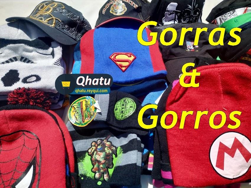 Gorras y gorros de colección: Star Wars, Marvel