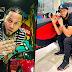 """Aseguran desconocidos incendiaron el Bugatti del cantante urbano """"el Alfa"""" en Miami"""