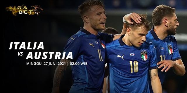 PREDIKSI PARLAY ITALY VS AUSTRIA