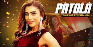 Patola Lyrics - Zéna Kawr
