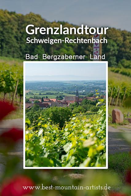 Grenzlandtour Schweigen-Rechtenbach   Bad Bergzaberner Land   Wandern Südliche Weinstraße 05