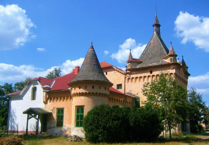 Castelul Purgly, Sofronea