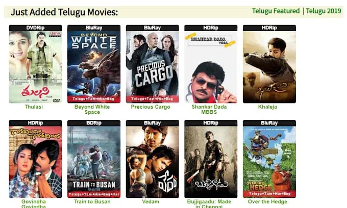 TamilMv New Link 2020 - Download & Watch Latest Telugu, Tamil, Hollywood And Bollywood Movies