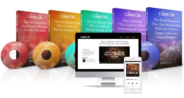 The Camelot Code reviews Adam Gilad program Course PDF BOOK review SCAM OR LEGIT?