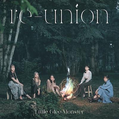 Little Glee Monster 2nd major mini album, re-union details CD DVD tracklist info album terbaru LGM EP