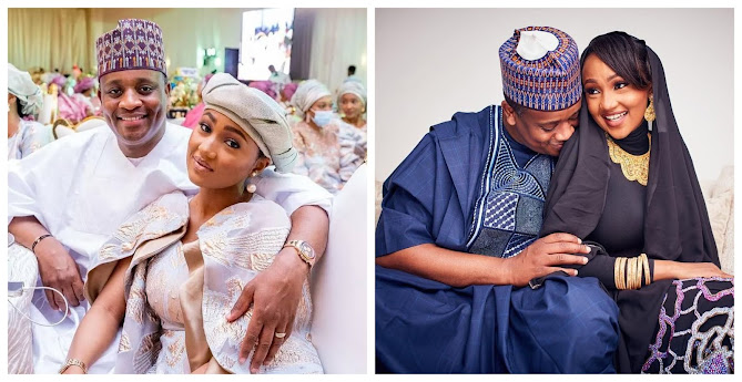 I dont want to be cured of this Madness- Ahmed Indimi pens down a Romantic letter to his wife, Zahra Buhari