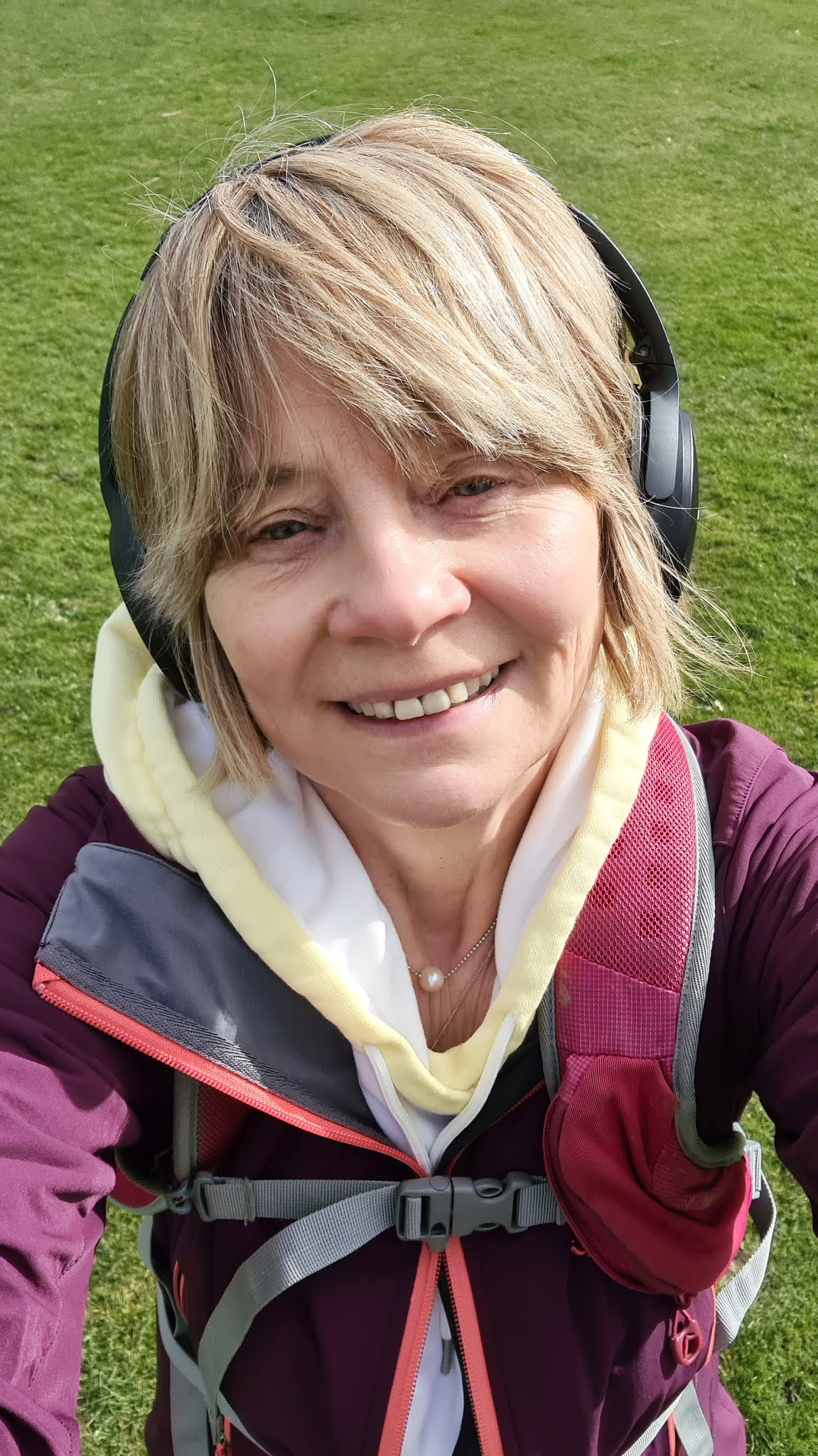 Is This Mutton blogger Gail Hanlon out for a walk in Epping Forest