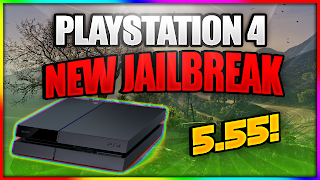 How To Jailbreak PS4 5.55