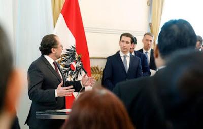 المستشار,النمساوي,يمثل,أمام,القضاء