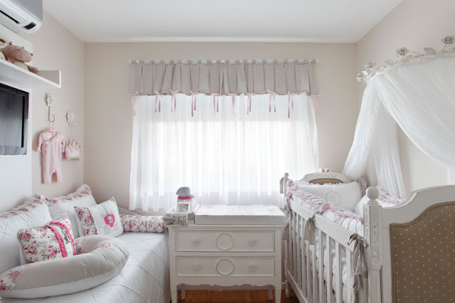 Decoracion De Habitaciones Para Bebe Guia Y Tutoriales Para - Decoracion-habitacion-de-bebe-nia