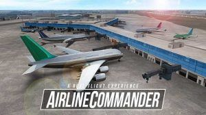 Airline Commander Mod Apk v1.0.1 Data A real flight experience free download