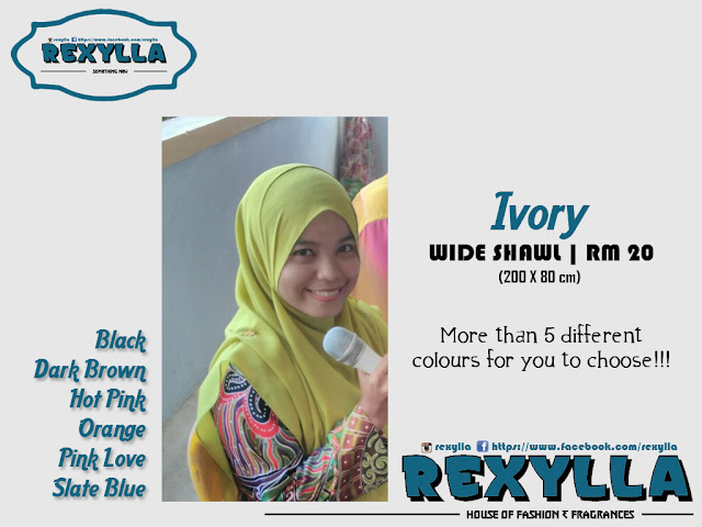 rexylla, wide shawl, ivory collection