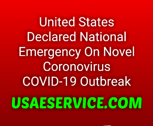 United States Novel Coronavirus COVID-19 Outbreak