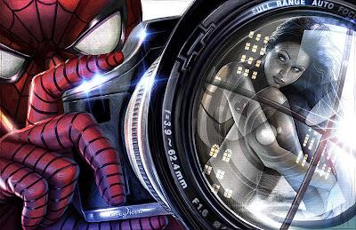 Spiderman+Mary+Jane+Greg+Horn