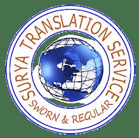 layanan penerjemah tersumpah