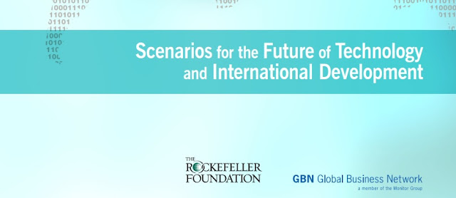 2010 Rapporto Rockefeller - Scenari per il futuro della tecnologia e dello sviluppo internazionale