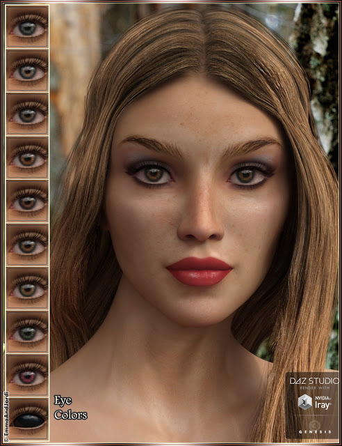 EJ Cintia for Genesis 3 Female